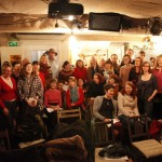The Sea Shanty Choir at the Harrison Pub